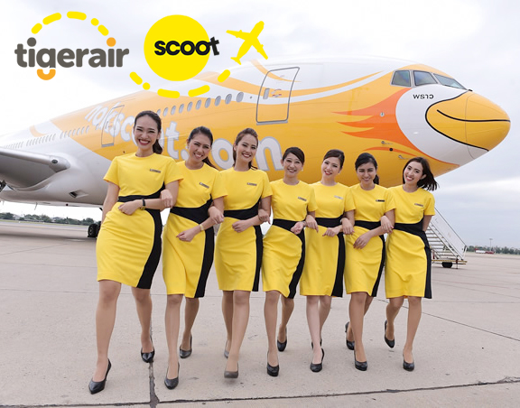 Scoot Tiger Air